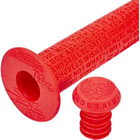 NS Bikes Sam Pilgrim Grips red